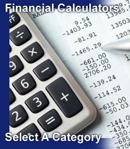 Select a financial calculator